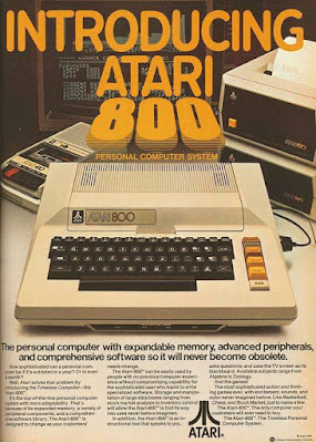 Introducing Atari 800