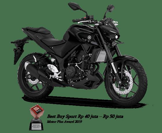 Letak Nomor Mesin Yamaha MT-25
