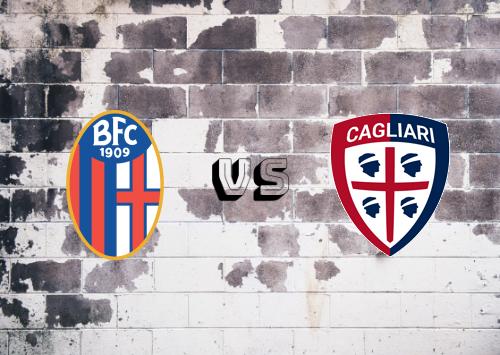 Bologna vs Cagliari  Resumen