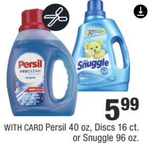 Persil Detergent CVS Coupon Deal 11/15-11/21