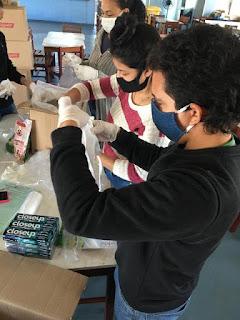Integrantes do Programa Criança Feliz e SFV da Ilha  receberão kits Dr. Dentuço de higiene bucal