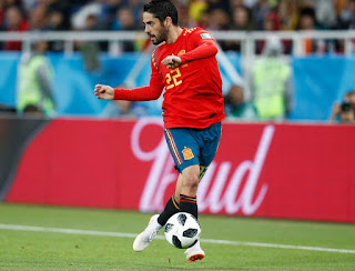 Spain - Morocco World Cup 2018
