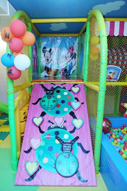 """ZIG ZAG ZOOM"" DELHI'S FIRST ACTIVITY CENTER PROMOTING PHYSICAL & MENTAL MILESTONES FOR KIDS"