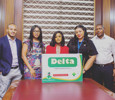 Ceec bags endorsement deal with Delta Soap