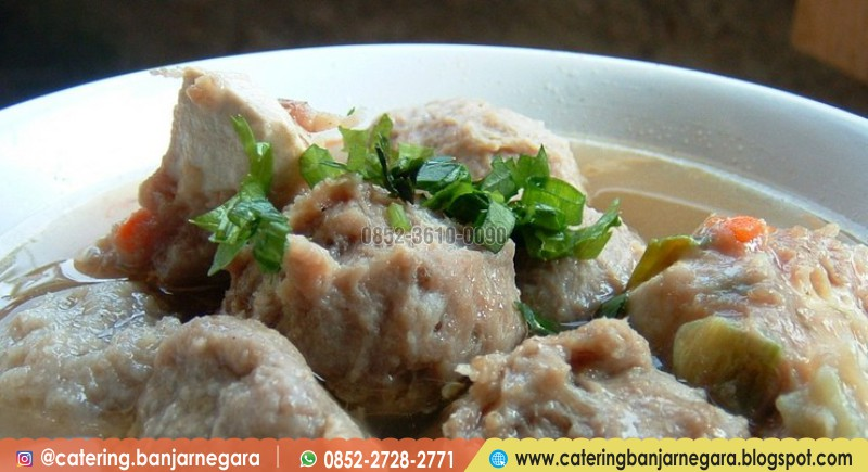makanan khas di Banjarnegara, catering banjarnegara, 0852-3610-0090