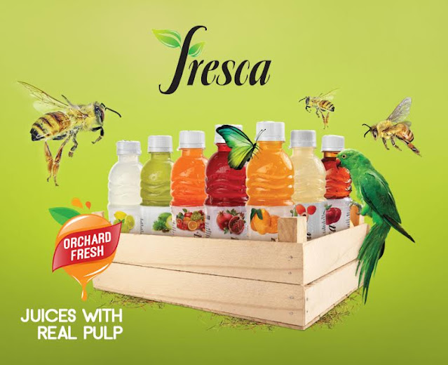 Fresca juice products