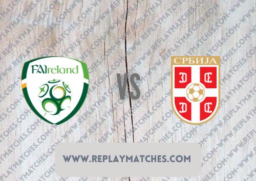 Republic of Ireland vs Serbia -Highlights 07 September 2021
