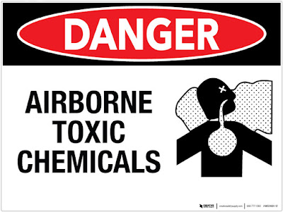 The Danger of Cleaning Chemicals