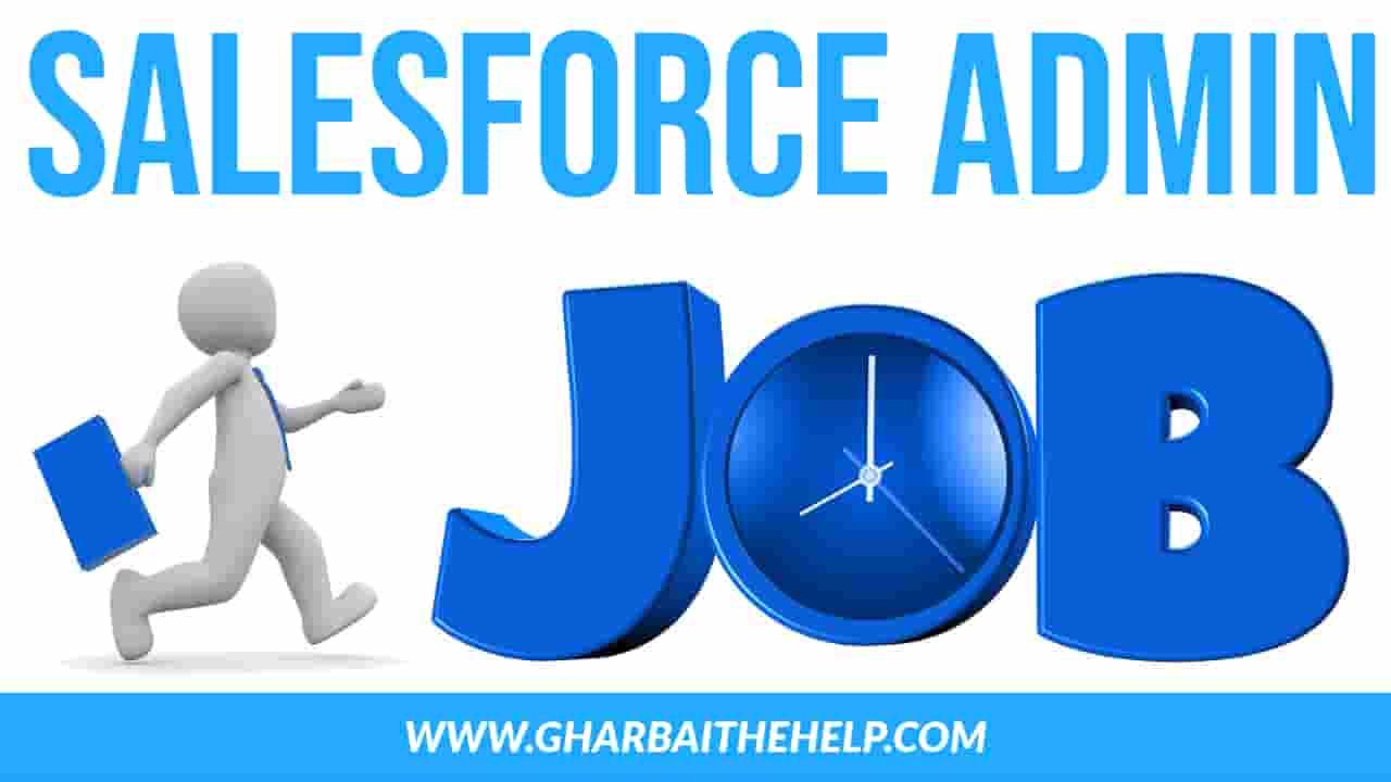 salesforce admin jobs