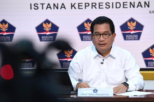 Tren Covid Naik, Wiku Salahkan Rakyat, Netizen: Siapa Kemarin yang Ngotot Pilkada?