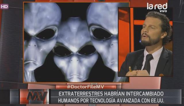 Στρατιωτικός των ΗΠΑ μιλάει για παρουσία εξωγήινων στη Γη