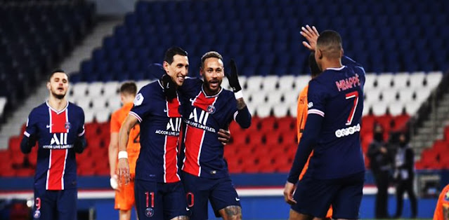 PSG vs Montpellier Highlights
