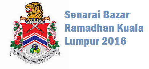 Bazar Ramadhan KL 2016