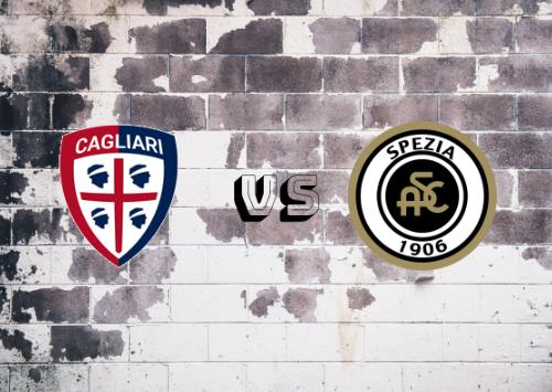 Cagliari vs Spezia  Resumen