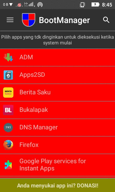 Aplikasi BootManager