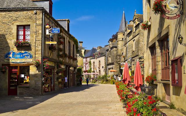 Rochefort-en-Terre, Francia