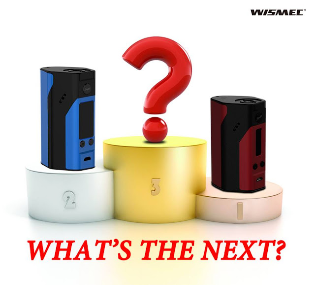 The 3rd generation of RX series of Wismec is comming
