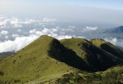 Pengalaman Mendaki Gunung Merbabu 3142 mdpl via Selo