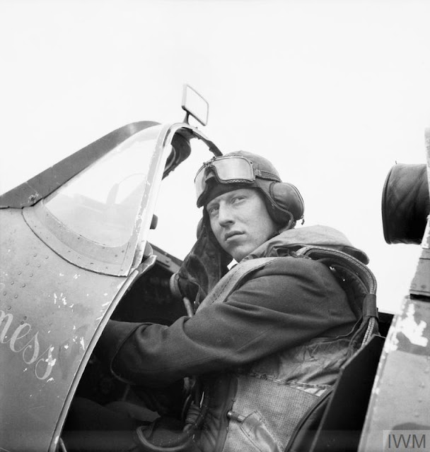 "Flight Lieutenant J H ""Ginger"" Lacey 29 May 1941 worldwartwo.filminspector.com"