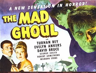 Poster - The Mad Ghoul (1943)