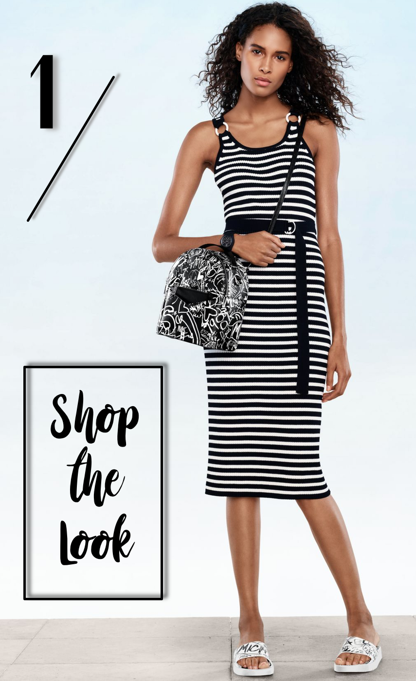 7e182d29664b Michael Kors has so many must-have pieces for this Spring Summer season.  What s really cool about this post is that you can shop head-to-toe looks  in one ...