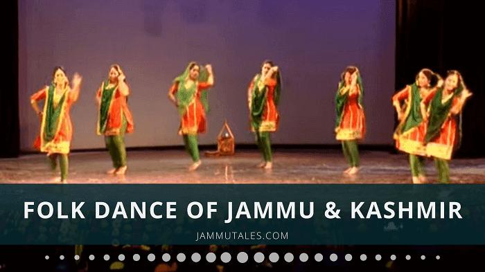Folk Dance of Jammu and Kashmir
