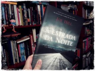 A estrada da noite, de Joe Hill - Editora Arqueiro