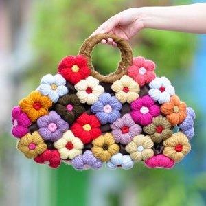 Como hacer en Crochet Flores Capullos