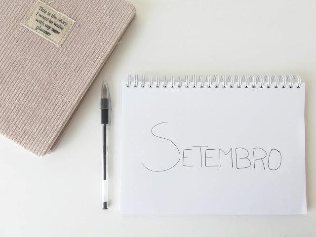 Setembro, mês de começos
