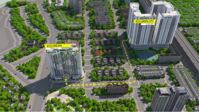 Tổng quan dự án Eco Dream City