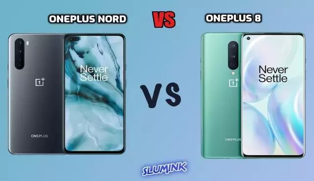 Oneplus 8 vs Oneplus Nord - Full Comparison In Hindi