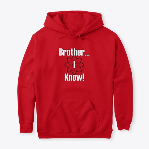 Brother I Know by alarconnelson