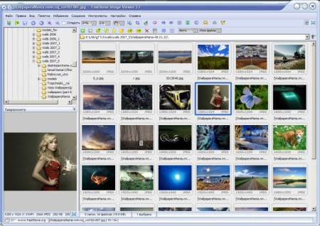 Download FastStone Image Viewer 6.1 Portable
