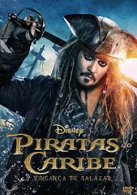 Piratas do Caribe: A Vingança de Salazar – Dublado