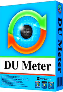 Baixar DU Meter v7.15 Build 4757 x86/x64 Crack Torrent