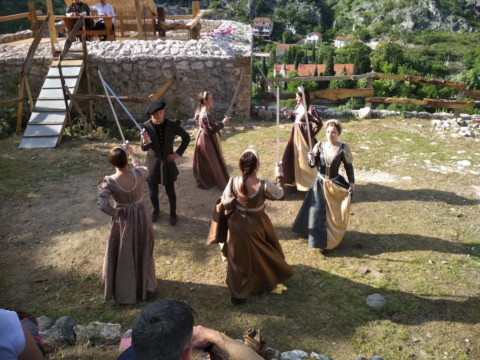#MedievalFair in #Stolac, #BosniaandHerzegovina (part 1) / #Srednjovjekovnisajam #StolačkaTarča 2018 (prvi dio)