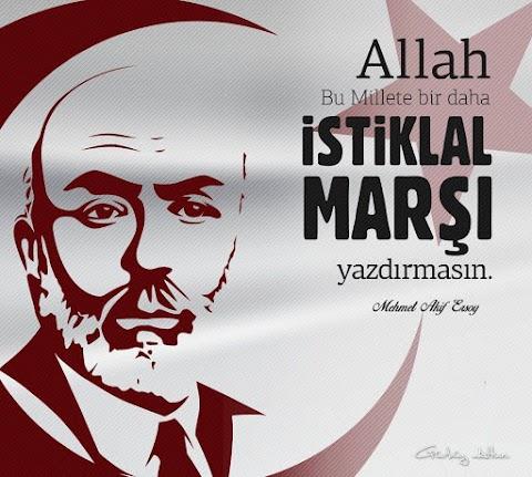 İstiklal Marşımızın Kabulü