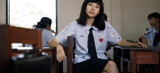 sinopsis film girl from nowhere, mengungkap kemunafikan di sekolah
