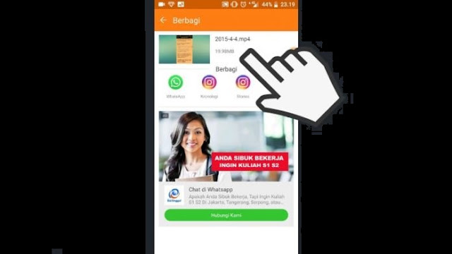 Cara Mengubah Video Menjadi GIF di Android dengan DU Recorder