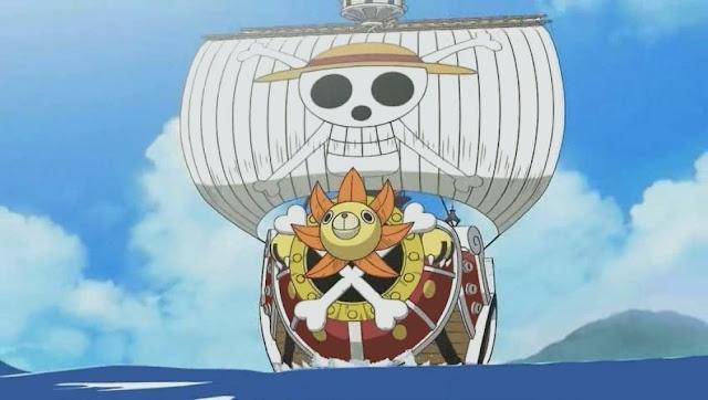 7 Kapal Bajak Laut di One Piece yang Unik dan Keren Abis!