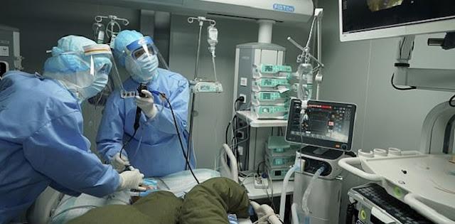 Temuan Baru, Peneliti China Temukan Subtipe Baru Virus Corona Yang Bisa Bertahan 49 Hari