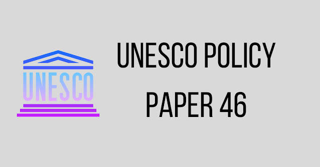 UNESCO Policy Paper 46: Build Inclusive Societies Through Inclusive Early Childhood Education