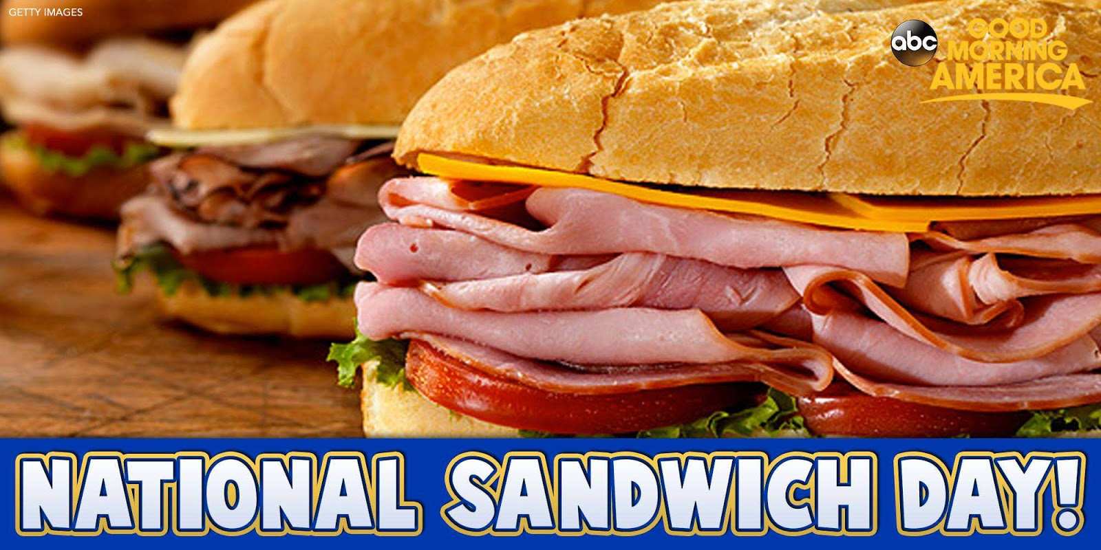 National Sandwich Day Wishes Photos