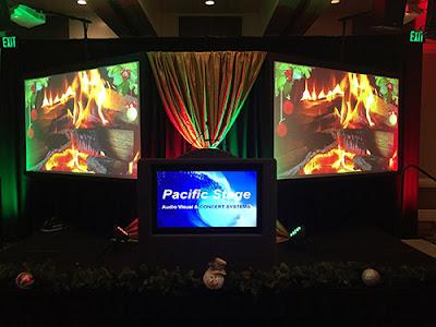 Phân phối màn hình led p2 indoor tại quận Tân Phú