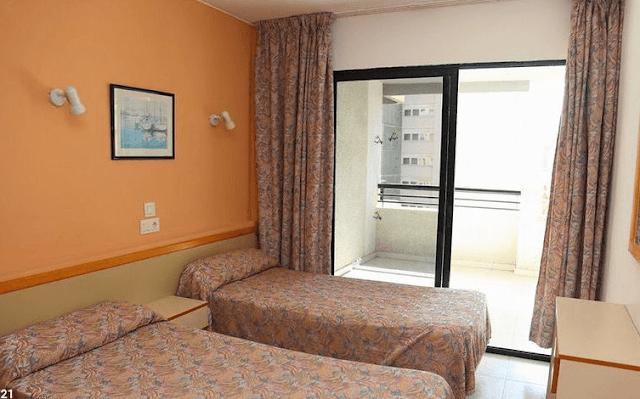 Apartementos Luxmar en Benidorm