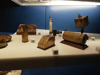 ガリレオ博物館展示