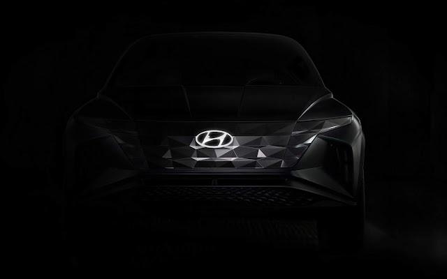 Hyundai Vision: SUV híbrido plug-in conceitual será mostrado em Los Angeles