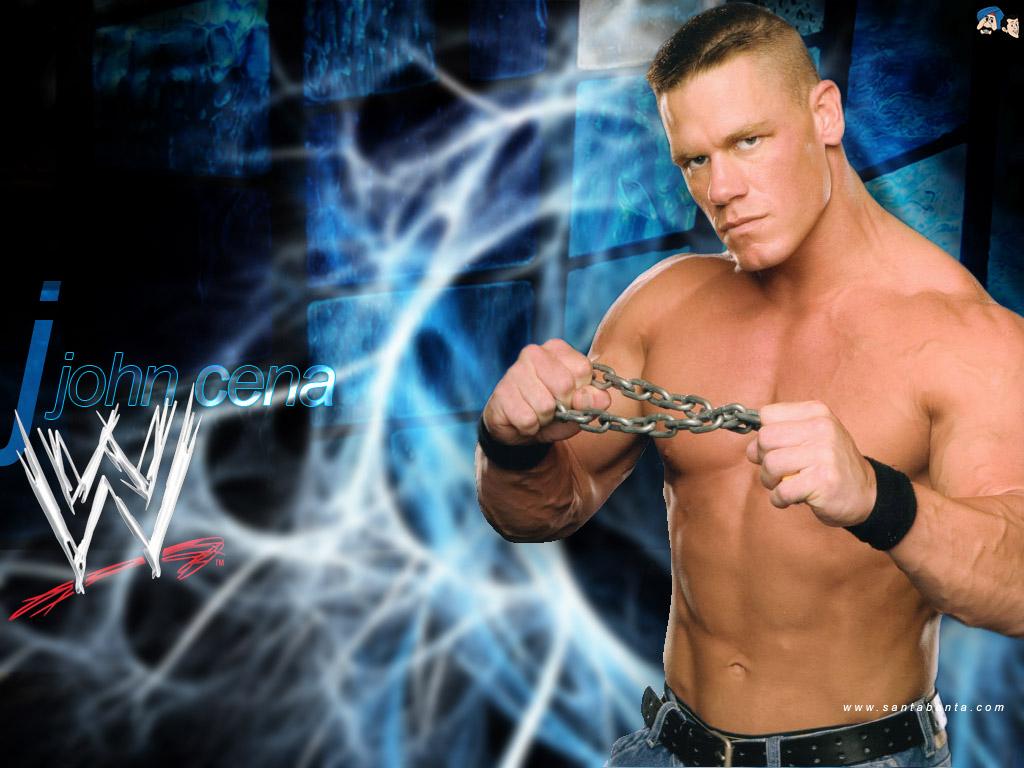 Sports Stars World: John Cena Info & Pics