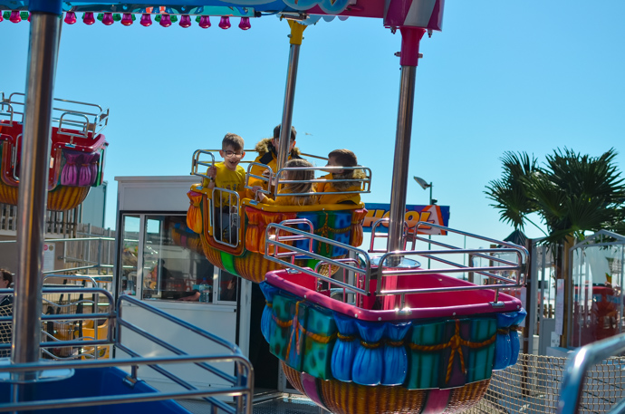 Clacton pier, clacton pavillion, days out in essex, clacton with kids