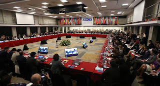 """منظمة الأمن والتعاون الاوروبي تضع ملف """"مكافحة الاتجار بالبشر"""" في أولوية مباحثاتها"""